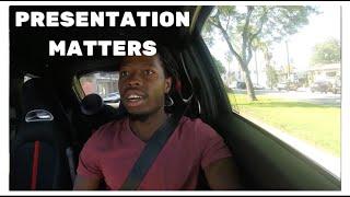 Presentation Matters - Car Vlog #1