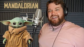 Creating a Voice for Baby Yoda