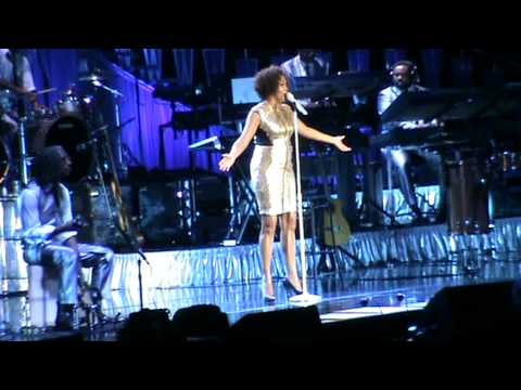 8/12 Great = I Will Always Love You: IWALY: Whitney Houston Concert Belgium May 2010