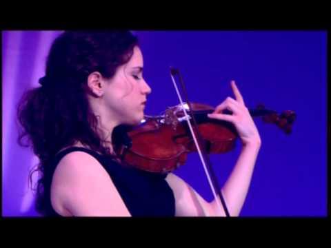 Alma Olite and Denis Lossev play Brahms Sonata Nº 1 - ( I Vivace, ma non troppo)
