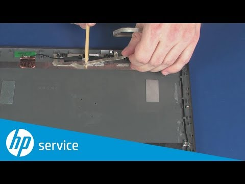 Remove and Replace the Webcam Cable   HP ProBook x360 11 G1 EE Notebook   HP