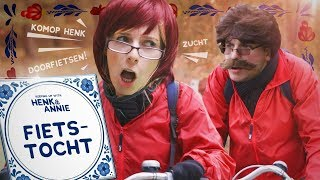 Grote fietstocht! - KEEPING UP WITH HENK & ANNIE #1