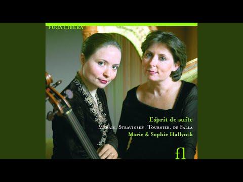 Suite populaire espagnole: II. Asturiana