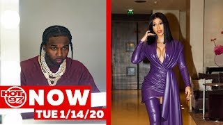 Pop Smoke Beefing With Casanova? + Cardi Wants To Be A Politician + Makes HISTORY!
