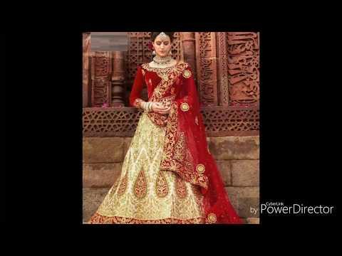 Latest Indian Bridal Lehenga choli 2018|Lehenga Choli For Brides|Lehenga Design2018|by Neha Fashion
