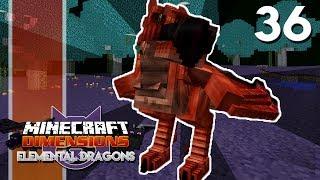 Minecraft Dimensions : Elemental Dragons (S04E36) - LES VOUIVRES MYSTIQUES