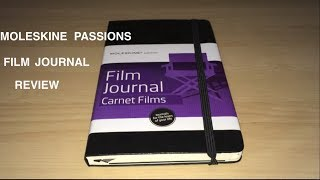 Moleskine Passions Film Journal