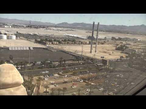 Luxor Las Vegas room 23134 review