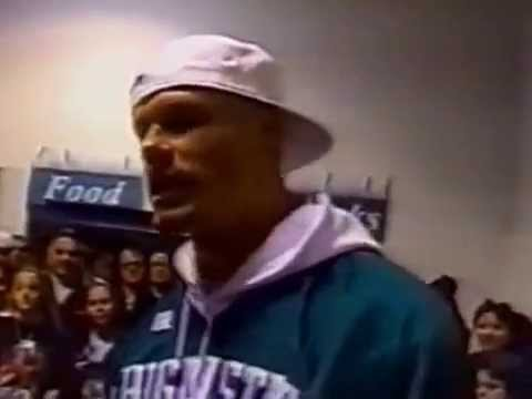 John Cena Rap Battles With Fans 2003