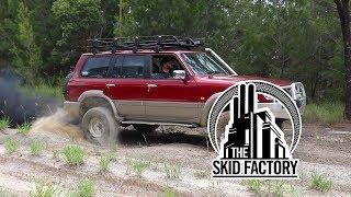 THE SKID FACTORY - Nissan Patrol TD42 Turbo Diesel Swap [EP7]