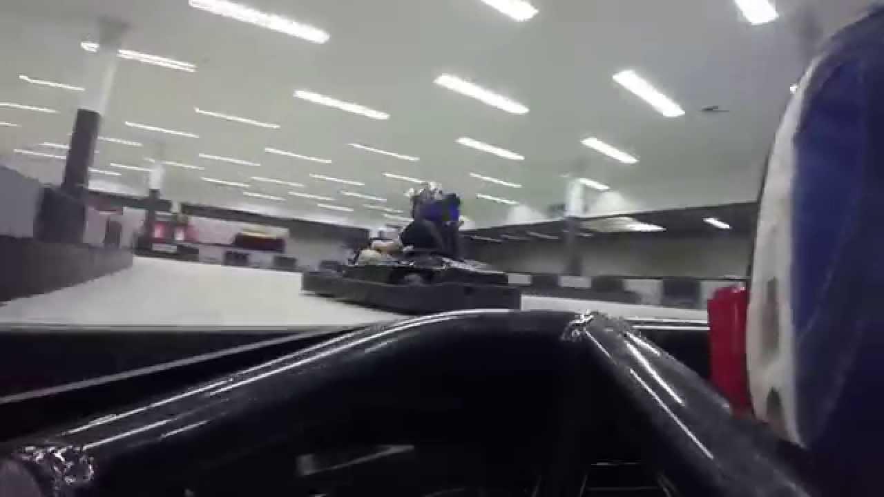 Go Karts in Kansas City - Paradise Park