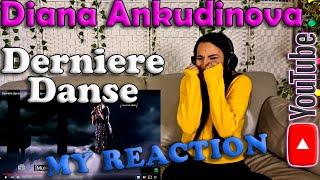 My Reaction to Diana Ankudinova - Derniere Danse , Диана Анкудинова
