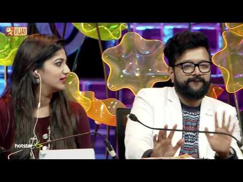 Super Singer Junior - Annathae Aadurar by...