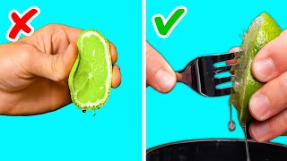 25 AMAZING FORK LIFE HACKS  Kitchen Items Tricks by 5-Minute Recipes