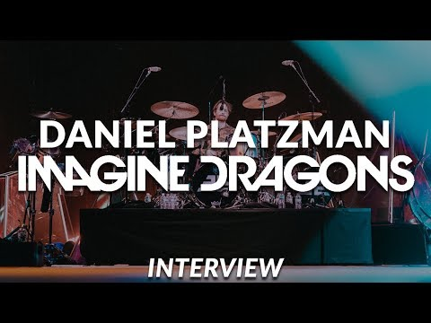 Daniel Platzman of Imagine Dragons | Artist Interview + Show/Kit Footage