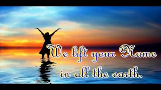 Blessed be the Lord God Almighty  w lyrics HD