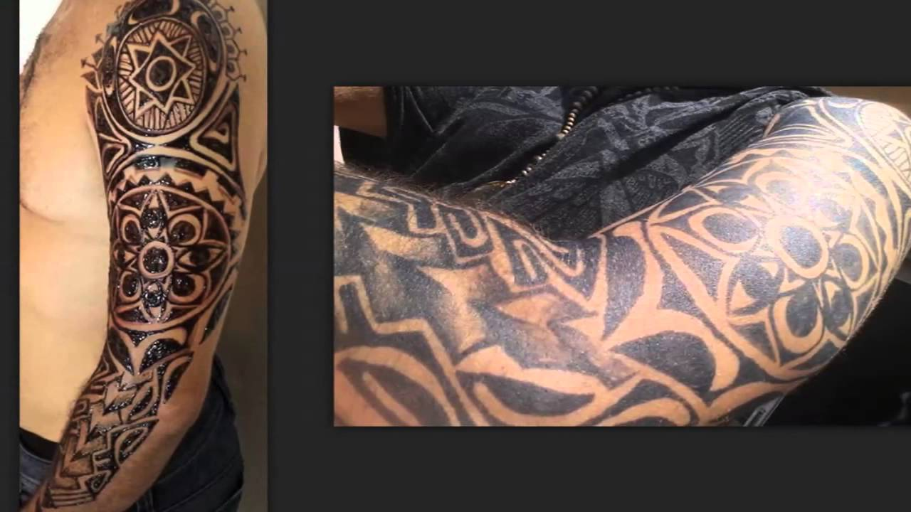 Jagua Tattoo: How Long Will It Take For My Jagua Tattoo To Dry?