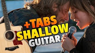 Baixar [A Star Is Born OST] Lady Gaga, Bradley Cooper – Shallow (fingerstyle guitar cover with free tabs)