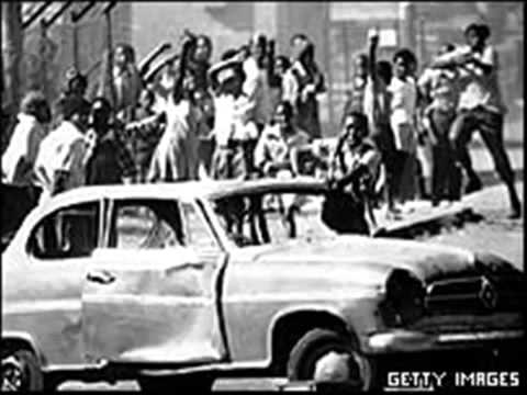 essay about 1976 soweto uprising The soweto uprising was a series of demonstrations and protests led by black  school children  the perspectives set out in joe slovo's essay no middle road  – written at just this time and predicting the apartheid government had only the  choice  16 june 1976 student uprising in soweto africanhistoryaboutcom.