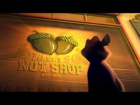 LOCOS POR LAS NUECES - The Nut Job - Trailer