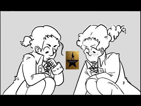[Hamilton Comic Dub] - Artistic Critique (Feat. TehRogue)