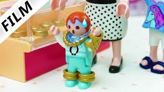 Playmobil Film deutsch| EMMA KLAUT GOLD -echte Prinzessin braucht Juwelen |Kinderserie Familie Vogel