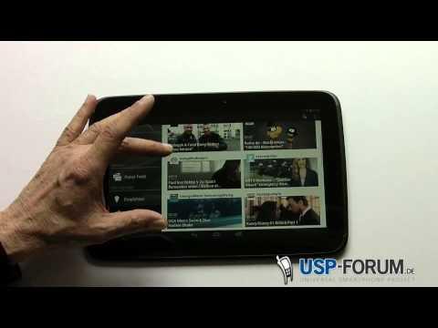 Test Google Nexus 10 (www.usp-forum.de)