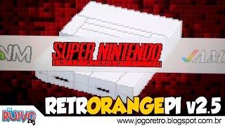 Orange Pi PC - RetrOrangePi ver. 2.5 + Emuladores de PSP / N64 / PS1 / Dreamcast / MAME / PORTs