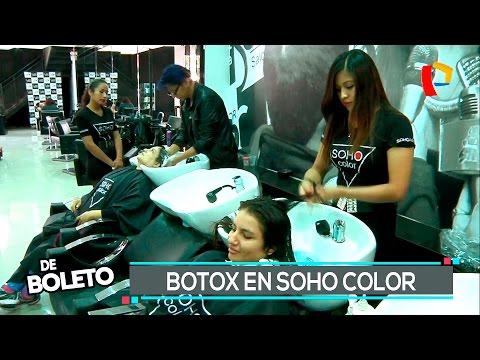 Botox en Soho Color - De Boleto