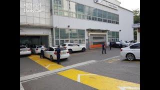 [르포] 심야(深夜)에도 분주했던 BMW 서비스센터..…