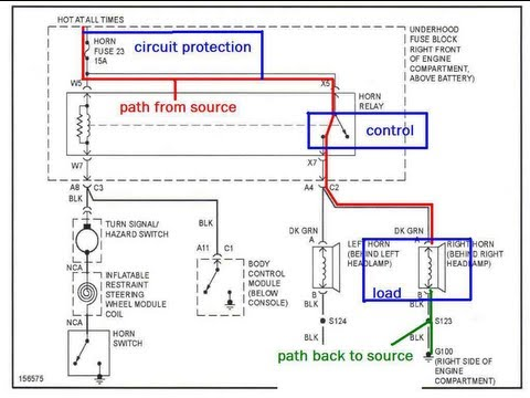 automotive electrical wiring diagrams the trainer 32 how to an automotive block wiring diagram