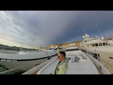 #YACHT #DAVINCI #INSTA360 #BULLET #TIME #davinci_yacht