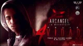 Arcangel - Feliz Navidad 4 (Original) con letra ★REGGAETON EXITO 2012 - 2013★ / DALE ME GUSTA