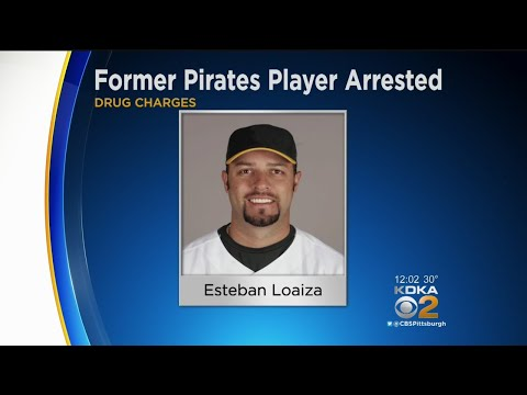 Ex-Pirates P Esteban Loaiza Arrested, Caught With 20 Kilograms Of Cocaine & Heroin