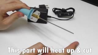 Download lagu Foam cutter (10 cm Electric cutting pen)