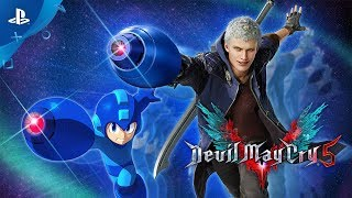 Devil May Cry 5 - Mega Buster | PS4