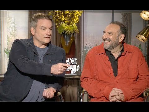 Joel Silver and Shane Black - The Nice Guys - The Preston & Steve Show