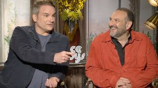 Joel Silver And Shane Black - The Nice Guys - The Preston & Steve Show