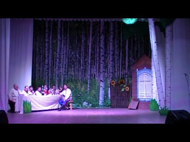 Народная вокальная группа «Казачья воля» из Хакасии