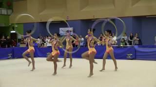 Publication Date: 2019-06-14 | Video Title: 2019年全港藝術體操分齡賽