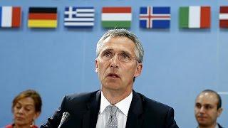 NATO reitera solidariedade com a Turquia