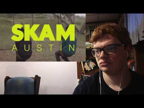 I React to Skam Austin Teaser
