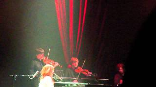 Tori Amos - Your Ghost (clip) - Beacon Theater, New York City - Dec. 2, 2011