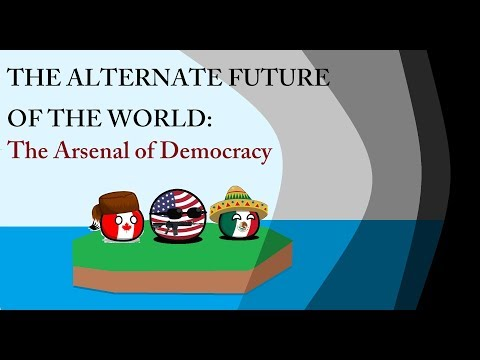 AFOW: The Arsenal of Democracy (The Prologue)