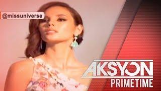 Miss Universe Catriona Gray, sorpresang umuwi sa bansa noong weekend