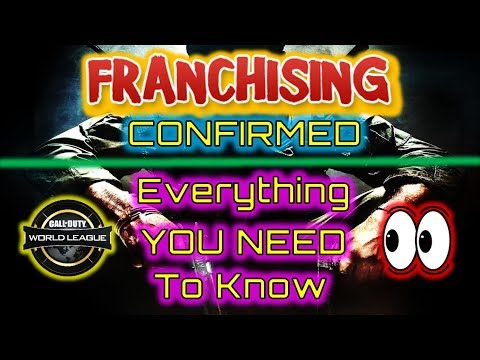 Franchising CONFIRMED: What Will Change? | CWL Pro League | Call of Duty BO4 Competitive thumbnail