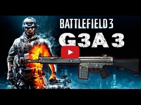 Battlefield 3: 'G3A3' Gameplay - 34.8KB