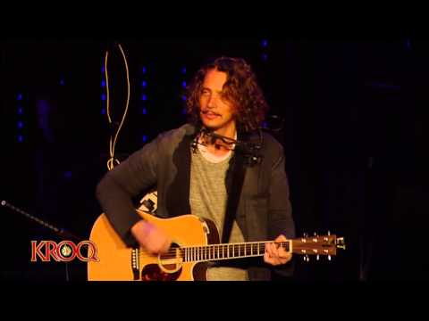 Chris Cornell - Nothing Compares 2 U - KROQ Almost Acoustic Xmas 2015