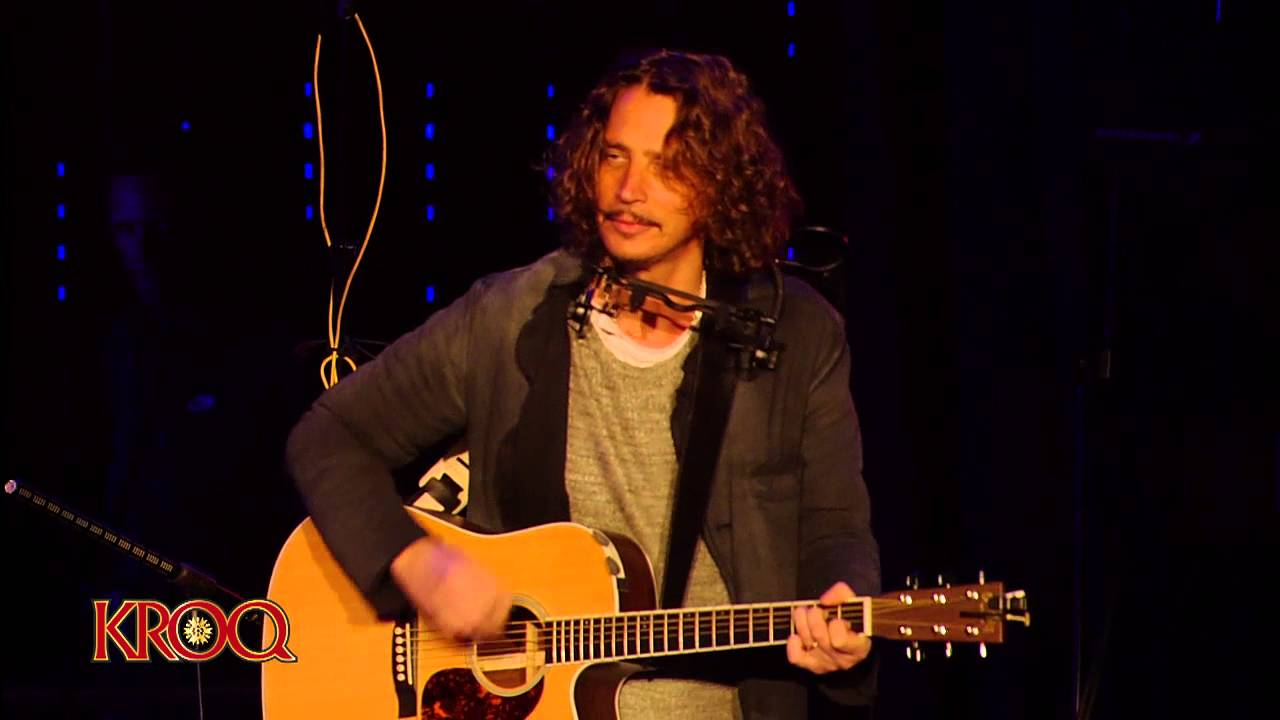 Chris Cornell Nothing Compares 2 U Kroq Almost Acoustic Xmas 2015 Youtube