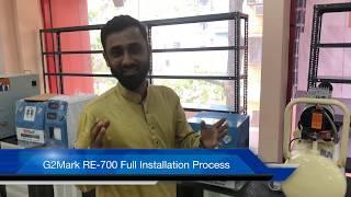 Baixar RE-700 Oca Machine Full Installation Process, Whatsapp 9830833133